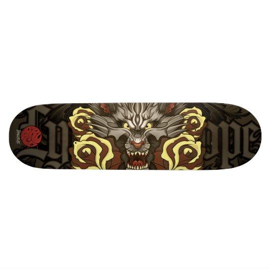 Wolfman Skateboard Deck