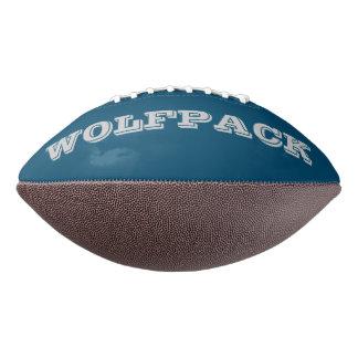 Wolfpack Custom Football
