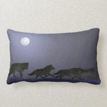 Wolfpack Lumbar Pillow