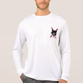 Wolfpack Men's Microfiber Long Sleeved Tee Shirt
