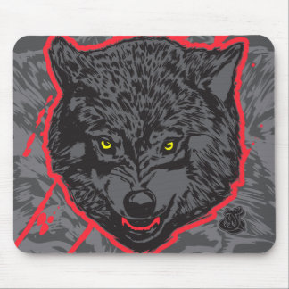 Wolfpack Mouse Pad