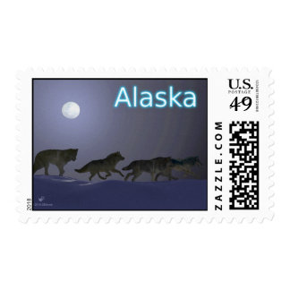 Wolfpack Postage
