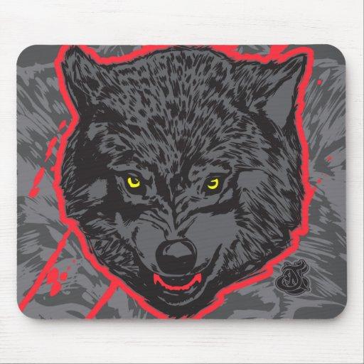 Wolfpack Alfombrilla De Ratón