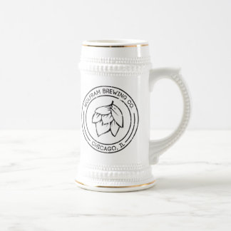 Wolfram Brewing Co. Stein