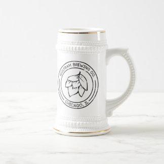 Wolfram Brewing Co. Stein