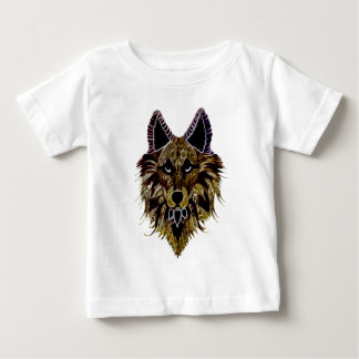 Wolf's Head Baby T-Shirt