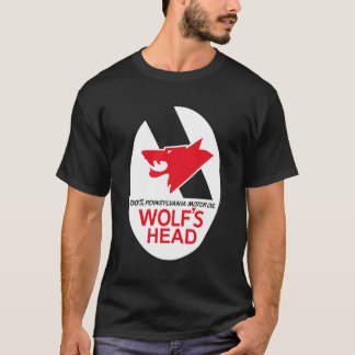 Wolfs Head Motor Oil T-Shirt