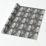 Wolfs Wrapping Paper
