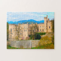 Wolfsberg Castle Germany. Jigsaw Puzzle