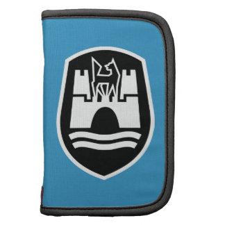 Wolfsburg Coat of Arms (black white) Organizers
