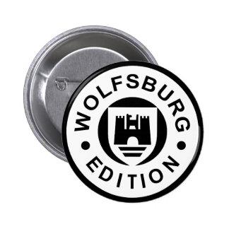 Wolfsburg Edition (black) Button