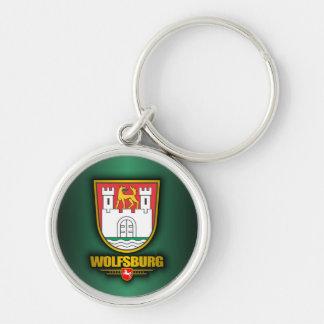 Wolfsburg Keychain