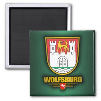 Wolfsburgo Imán Cuadrado