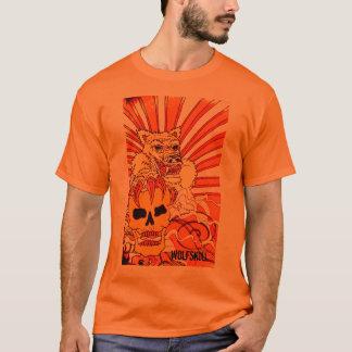 WolfSkull- Watch out I bite! T-Shirt
