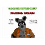 Wolfun - demostración de marionetas putrefacta postales