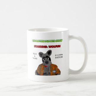 Wolfun - Rotten Puppets Show Classic White Coffee Mug