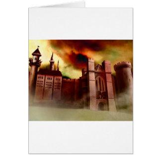 Wolgast Castle Card