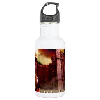 Wolgast Castle Water Bottle