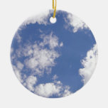 Wolkenstern - Wolken Weihnachtsbaum Ornamente
