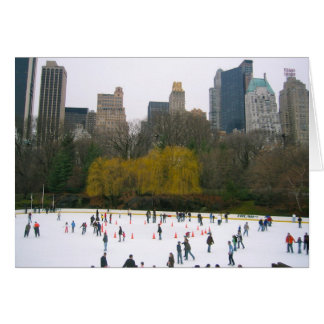 Wollman Rink (Central Park, New York) Notecards Stationery Note Card