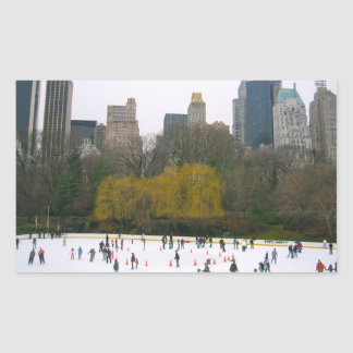 Wollman Rink (Central Park, New York) Stickers