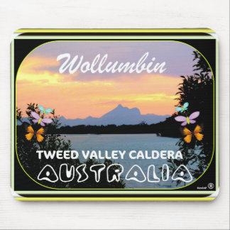 Wollumbin mouse mouse pad