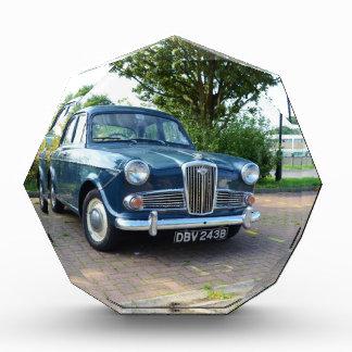 Wolseley 1500 acrylic award