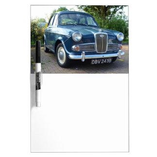 Wolseley 1500 Dry-Erase board
