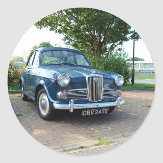 Wolseley 1500 classic round sticker