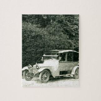 Wolseley vintage car jigsaw puzzles