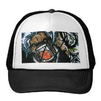 wolve1 trucker hat