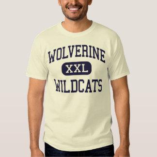 Wolverine - gatos monteses - centro - Wolverine Remera