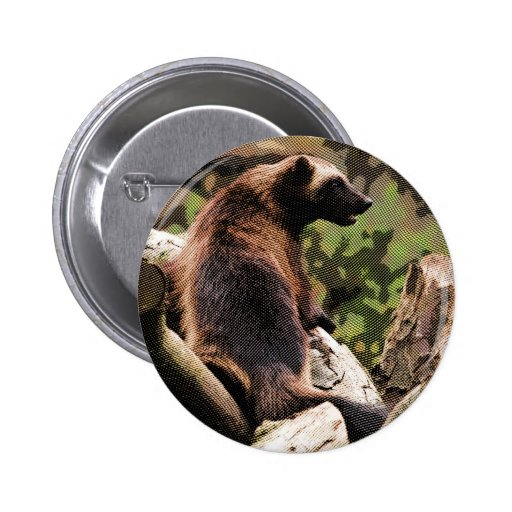 Wolverine Pin