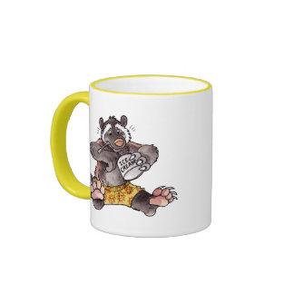 Wolverine Taza A Dos Colores