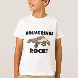 Wolverines Rock T-Shirt