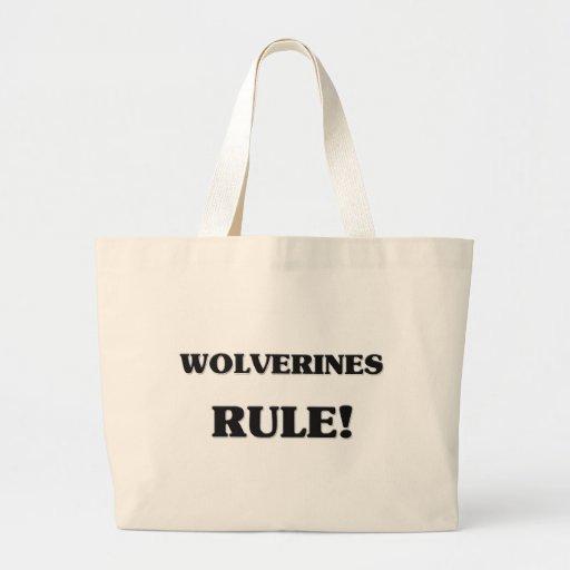 Wolverines Rule Bag