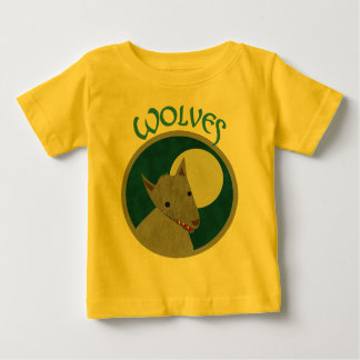 Wolves Baby T-Shirt