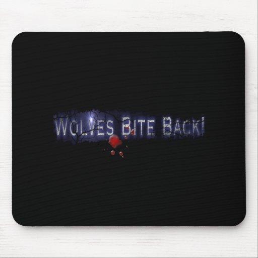 Wolves Bite Back Mouse Pad