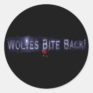 Wolves Bite Back Sticker