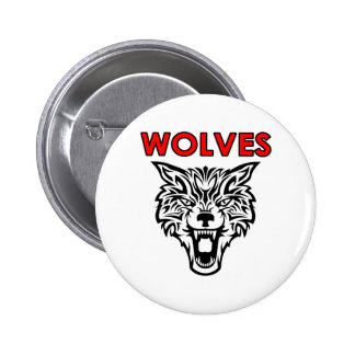 WOLVES PIN