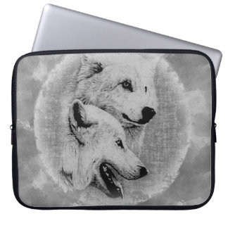 Wolves Computer Sleeve