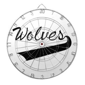 Wolves Dart Boards