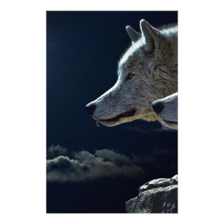 Wolves Flyer Design