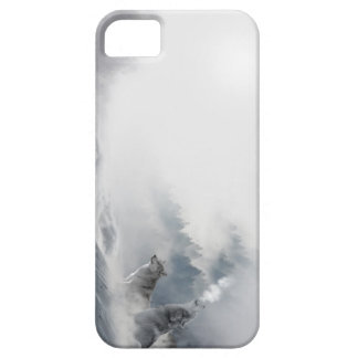 Wolves Howl At The Moon iPhone SE/5/5s Case