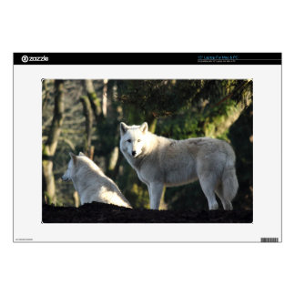 Wolves in the Forest Decals For Laptops