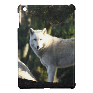 Wolves in the Forest iPad Mini Case