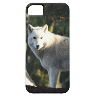 Wolves in the Forest iPhone SE/5/5s Case
