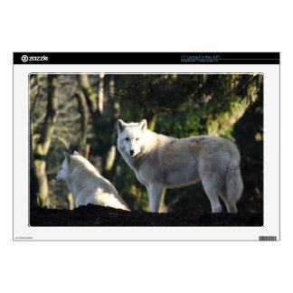 """Wolves in the Forest Skin For 17"""" Laptop"""