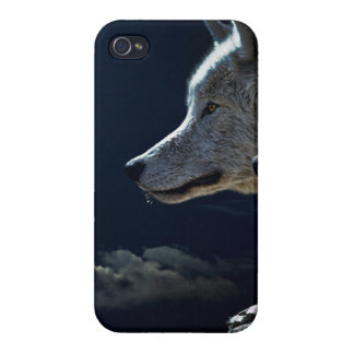 Wolves iPhone 4 Case