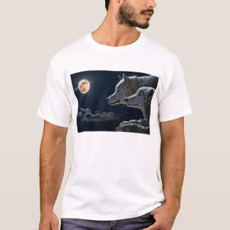 Wolves Moon T-Shirt